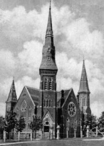 The United Presbyterian Church of the North