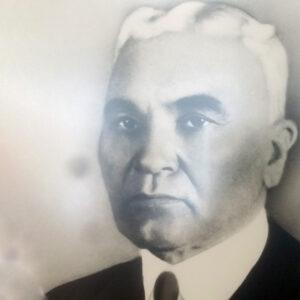 Dr. J. A. Cotton, Principal (1903 – 1943)