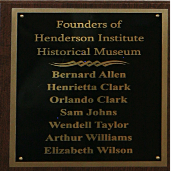 Founders of HI Historical Museum