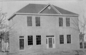 Library Science Building Leased (1980)